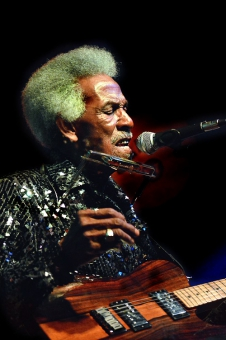 Lil Jimmy Reed ( Louisiana, USA)